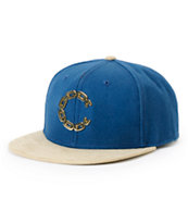 Crooks and Castles Thuxury C Chain Strapback Hat