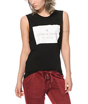 Crooks and Castles Trademark Muscle Tee