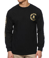 Crooks and Castles Victory Long Sleeve Tee Shirt