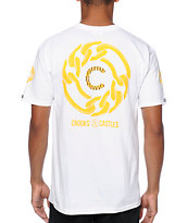 Crooks and Castles Villa C-Link T-Shirt