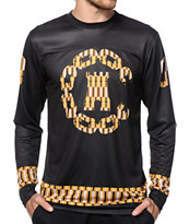 Crooks and Castles Villa Hockey Jersey