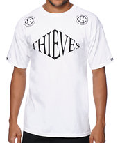 Crooks and Castles Villa Thieves T-Shirt