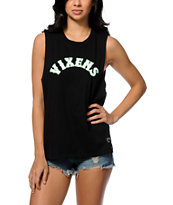 Crooks and Castles Vixens Muscle T-Shirt
