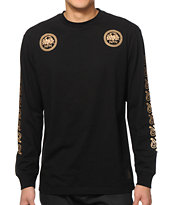Crooks and Castles x Gourmet Long Sleeve T-Shirt