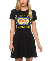 Crooks and Castles x Hellz Bellz Chain Gang T-Shirt