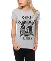 Crooks and Castles x Hellz Bellz Egyptian Lover T-Shirt