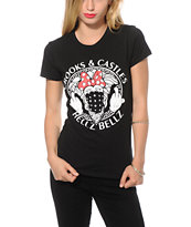 Crooks and Castles x Hellz Bellz Minidusa T-Shirt