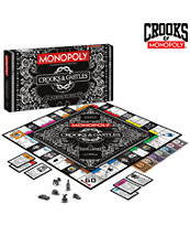 Crooks and Castles x Monopoly Collector's Edition Board Game