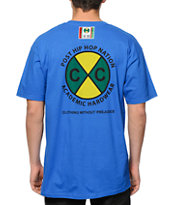 Cross Colours CXC Logo T-Shirt