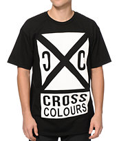 Cross Colours Cross Roads T-Shirt