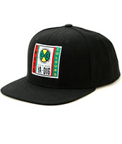 Cross Colours High Crown Snapback Hat