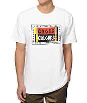 Cross Colours Tribal Logo T-Shirt