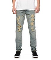 Crysp White Slim Fit Jeans