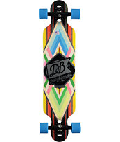 "DB Cabrakan 38"" Drop Through Longboard Complete"