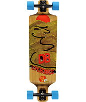 "DB Duck Race 35.25"" Drop Through Longboard Complete"