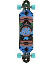 DB Longboards Urban Native 38 Drop Through Longboard Complete