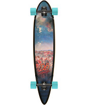 DB Longboards Ward Canyon 42 Pintail Longboard Complete