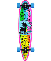 "DB Party Wave 38"" Longboard Complete"