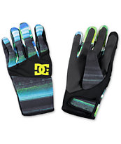 DC Antuco Sulphur Spring Pipe Snowboard Gloves