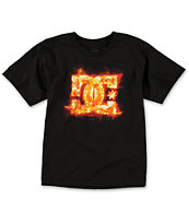 DC Boys Centauri Black Tee Shirt
