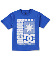 DC Boys Conference Royal Blue Tee Shirt