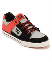 DC Boys Pure Skate Shoes