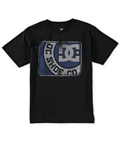 DC Boys Wheel In Box T-Shirt