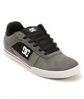 DC Cole Pro Baw Grey & Black Skate Shoe