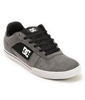 DC Cole Pro Baw Grey & Black Skate Shoe