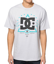 DC Control Grey Tee Shirt