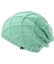 DC Girls Gretchen Mint Beanie