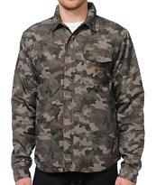 DC Goosen Camo Insulated Jacket
