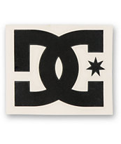 DC Logo Vinyl Sticker