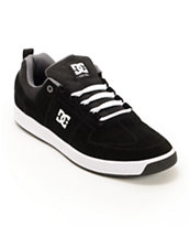 DC Lynx 20th Anniversary Black & White Skate Shoe
