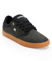 DC Mikey Taylor Pro SE Black & Gum Skate Shoes