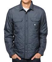 DC Munich Charcoal Insulated Jacket