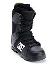 DC Phase Black 2013 Snowboard Boot