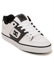 DC Pure XE Stripe Skate Shoes