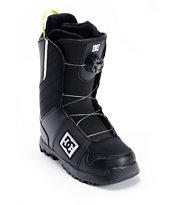 DC Scout Black Boa Snowboard Boot