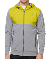 DC Submerged Grey Water Resistant Tech Fleece