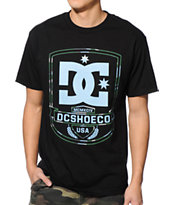 DC Thinner Black Tee Shirt