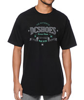 DC Worn Black Tee Shirt