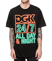 DGK 24 7 T-Shirt