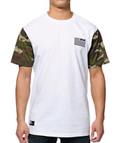 DGK AR-15 White Tee Shirt