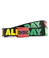 DGK All Day 3 Scout Rasta Belt