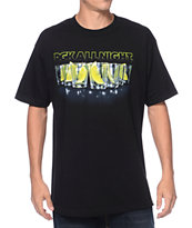 DGK All Night Black Tee Shirt