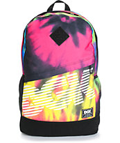 DGK Angle Deluxe Tie Dye Backpack