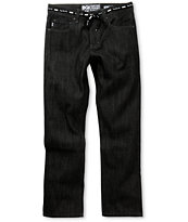 DGK Authentic Raw Black Regular Fit Jeans