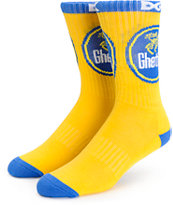 DGK Banana Crew Socks