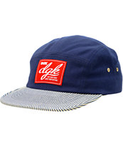 DGK Big League Navy 5 Panel Hat